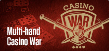 Casino War (Multi Hand)