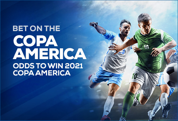 Bet on the Copa America Odds at BetUS M