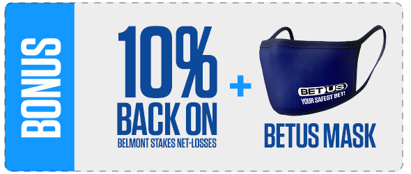 Belmont Stakes Online Betting Promotion